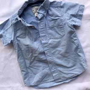 Children's Place Toddler Button Up